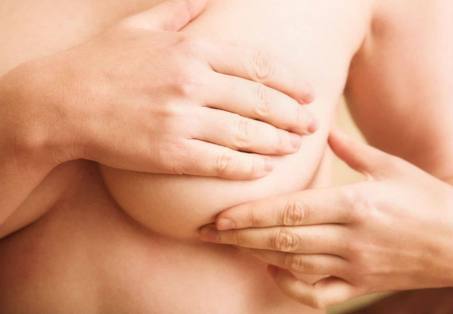 Как избавится от груди
