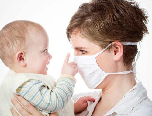 коронавирус и грудное вскармливание