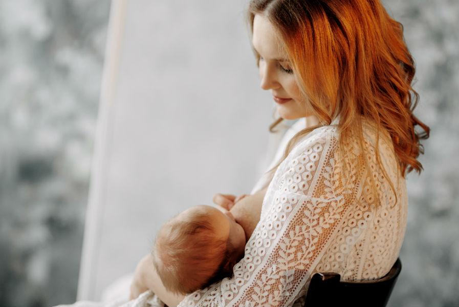 Польза грудного вскармливания для мамы